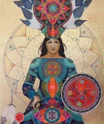 Art by Anne Salvie